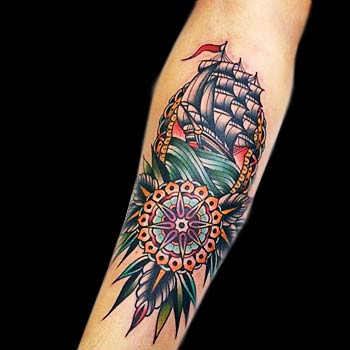 Good luck tattoo tattoo shops melbourne for Tattoo shops in melbourne fl